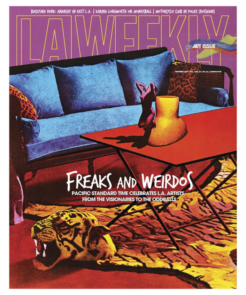Arts Preview Issue Cover